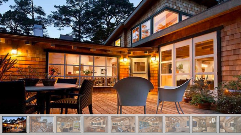 Property Slideshow Widget